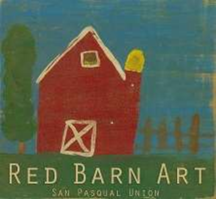 Red Barn Art Logo